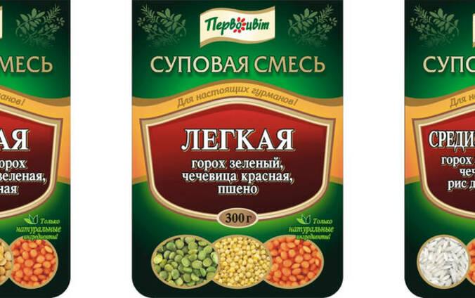 Суповая смесь Легкая.