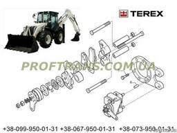 Суппорт TEREX 970 терекс колодки, ремкомплект суппорта