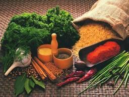 Сушеные овощи оптом