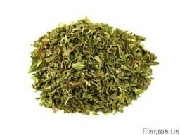 Сушеные травы - базилик, майоран, мята, орегано, укроп и тд