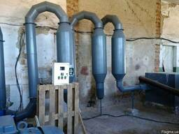 Оборудование для производства брикет пини кей