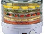 Сушилка для фруктов и овощей с регулятором температуры - фото 3
