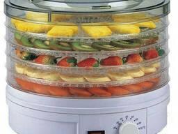 Supretto електрична сушарка фруктів і овочів з терморегулято