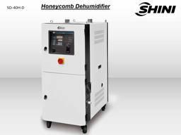 Сушилка полимеров серии SD-H(Сотовый влагопоглотитель)