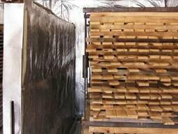 Сушка древесины твердых и мягких пород