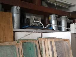 Сушильний комплекс для макаронних виробів
