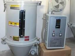 Сушильный бункер, бункерная сушилка для термопластавтоматов. - фото 4