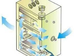 Сушильные шкафы серии СD для сушки пластикового сырья