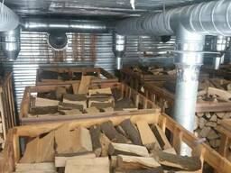 Сушка для дров
