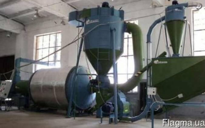 Сушка АВМ-65, сушильный комплекс на базе АВМ-0,65