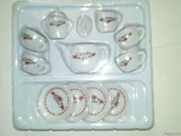 Сувенирный набор для чайной церемонии.