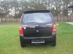 Suzuki Wagon R (Сузуки Вагон Р )Стекло крышки багажника