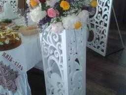 Свадебная арка, свадебный декор, арки, буквы