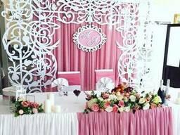 "Свадебная арка "" Жасмин "" , декор, свадебный декор, фотозона"