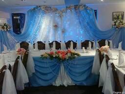 Свадебный декор в Полтаве и Полтавской области
