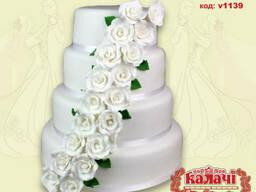 Свадебный торт Чернигов,торты свадьба Чернигов