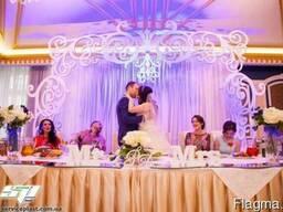Свадебные аксессуары, свадебный декор из пенопласта