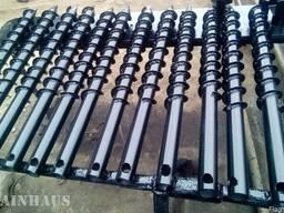 Сваи винтовые для летних площадок (установка зонтиков, ограж