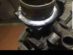 Сварка аргоном, автокондиционеры, ремонт трубок кондиционера