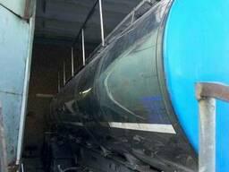 Сварка ремонт битумовозов, емкостей, автоцистерн алюминиевых