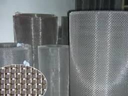 Сетка тканая фильтровая П-48 н/ж