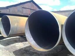 Сварная труба 630мм ГОСТ20295 10706 10704 купить цена