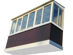 Сварной Балкон. Металлокаркас Балкона. Перила. Цена