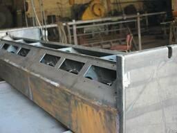 Сварные металлоконструкции под заказ