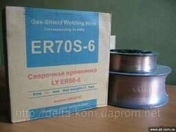 Сварочная проволока ER70S-6
