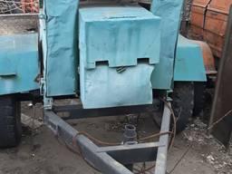 Сварочный агрегат АДД-4001 САК дизельный