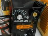 Сварочный апарат Дніпро-М ММА-210 mini - фото 1