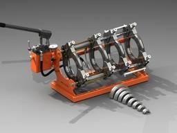 Сварочный аппарат для пэ труб 40- 160 мм