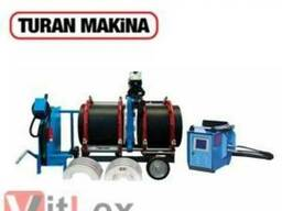 Сварочный аппарат Turan Makina AL 400 CNC.