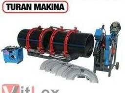 Сварочный аппарат Turan Makina AL 630 CNC.