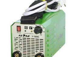 Сварочный инвертор АТОМ1-160С (полная комплектация)