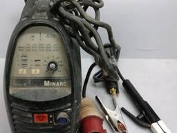 Сварочный инвертор Kemppi Minarc 220 трехфазный компактный
