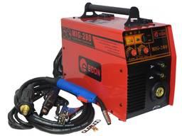 Сварочный инвертор-полуавтомат Edon MIG-280, Сварка,