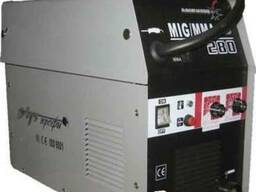 Сварочный инверторный полуавтомат луч профи 280 А