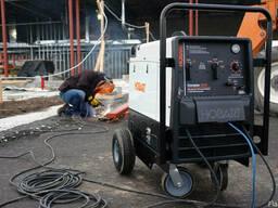 Сварочные работы с выездом к заказчику (генератор)