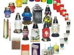 Свечи и лампады