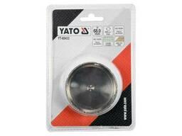 Свердло по гресу і кераміці YATO 68 мм при сухому і мокрому режимах