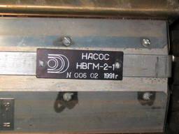 НВГМ-2-1, НВГМ-5-1. Сверхвысоковакуумные геттерные магниторазрядные насосы