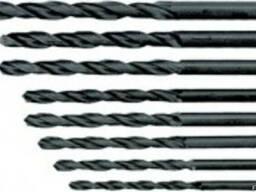 Сверла из быстрорежущей стали