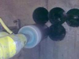 Сверление отверстий в бетоне, резка проемов