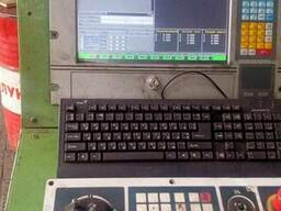 Сверлильно-фрезерно-расточной станок с ЧПУ 2550ОС1000МФ4