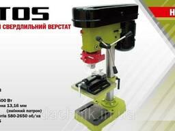 Сверлильный станок Eltos HCC-1500 (1500 Вт, 5 скоростей, два патрона)