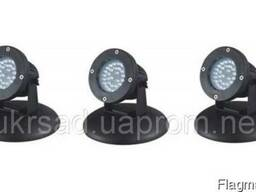 Светильник для пруда AquaNova NPL2 - LED3 в к-те датчик день