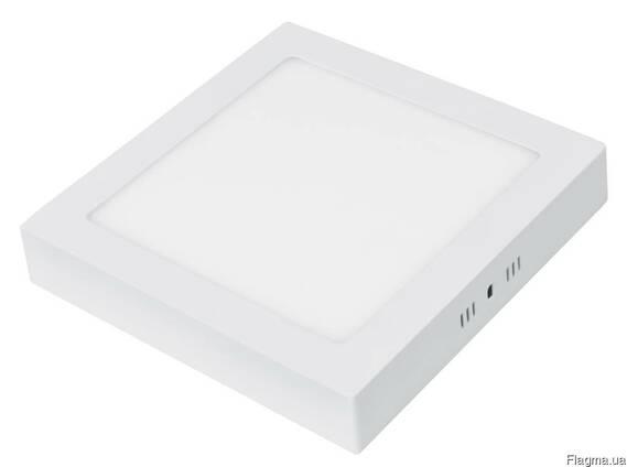 Светильник накладной 12W LED 170мм квдрат