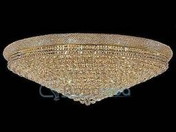 Светильник плафон Norman диаметр 106 см хрусталь