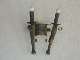 Светильник под старину №3